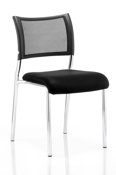 Melbourne Chrome Stacking Chair