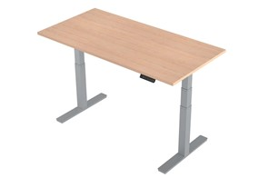 Solar Height Adjustable Desk