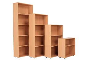 Nova Contract Bookcase