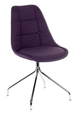 Sultan Breakout Chair - Plum