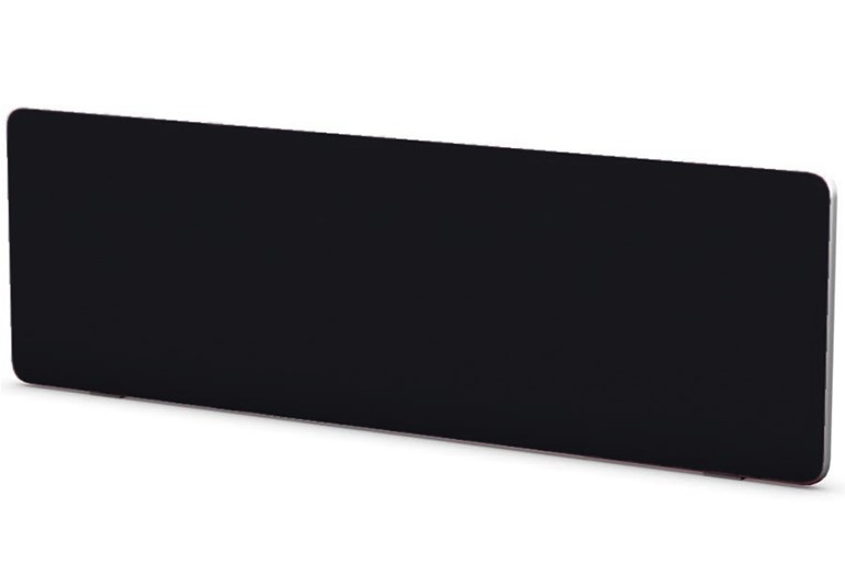Standard Rectangular Desk Screen