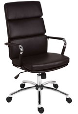 Reames Executive Office Chair - Black