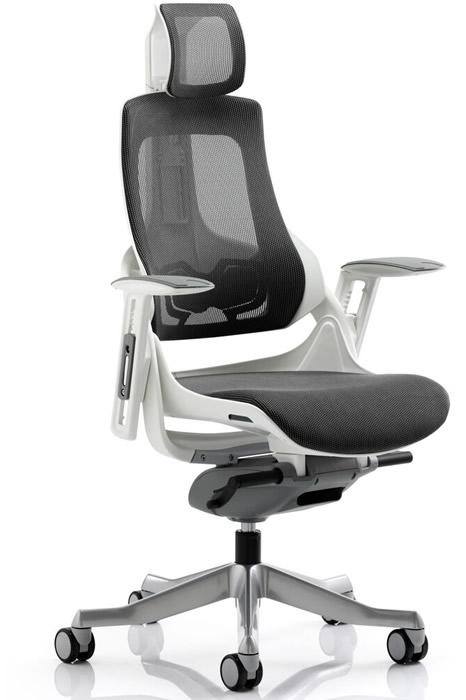 Modern Mesh Office Chair - Ergonomic Design - Zephyr