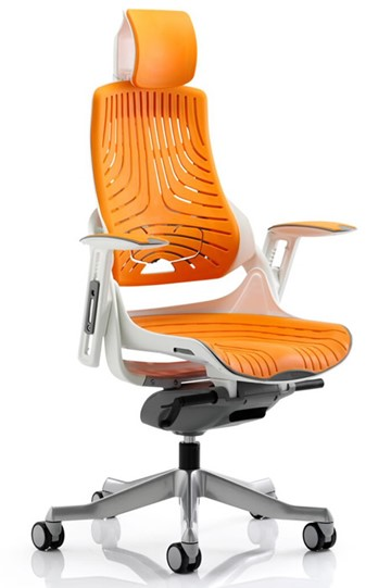 Zephyr Elastomer Chair