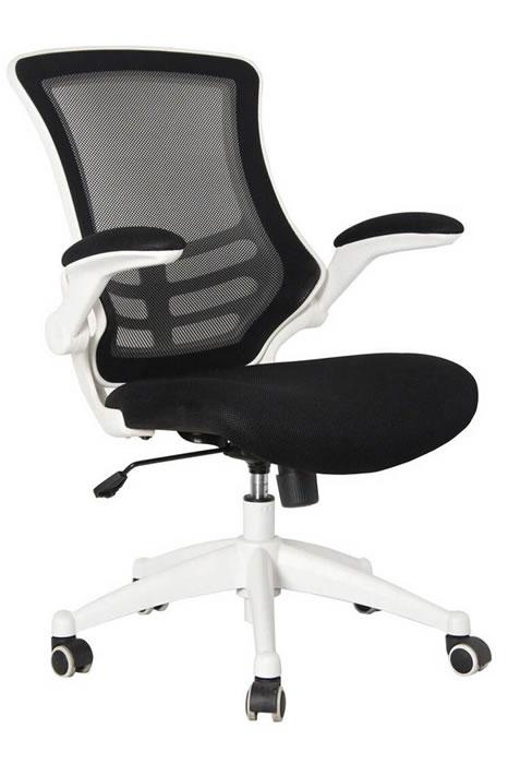 Ergo Mesh Office Chair Folding Arms