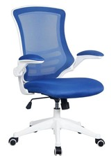 Ergo Mesh Chair - Blue