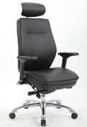 Chiro Posture Leather Office Chair
