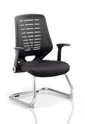 Sirocco Leather Visitor Chair