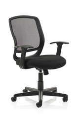 Mave Mesh Office Chair - Black