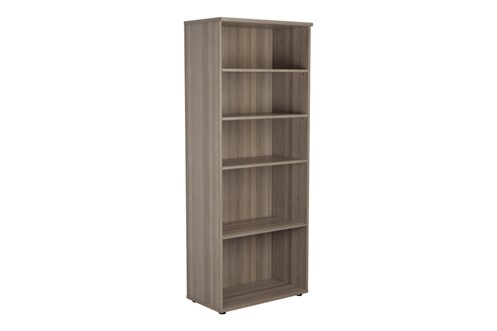 Kestral Grey Oak Bookcase