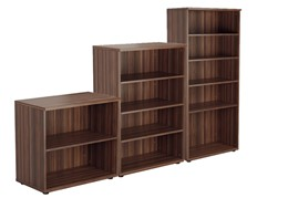 Kestral Dark Walnut Bookcase