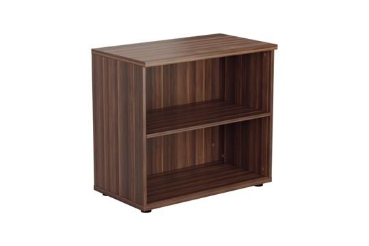 Kestral Dark Walnut Bookcase