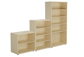 Kestral Maple Bookcase