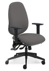 Posture Plus Operator Chair - Grey