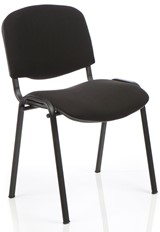 Stackable Conference Chair - Black No