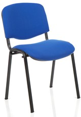 Stackable Conference Chair - Blue No