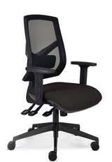 Posture Mesh Operator Chair - Black