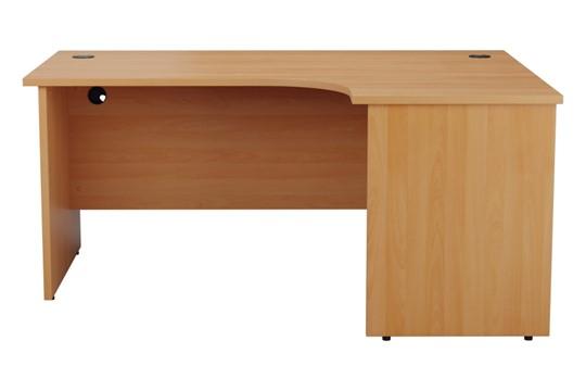 Kestral Panel Corner Workstation