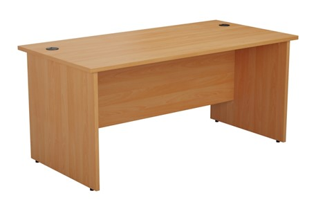 Kestral Rectangular Panel Desk
