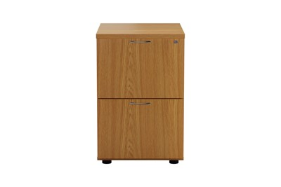 Kestral 2 Drawer Filing Cabinet