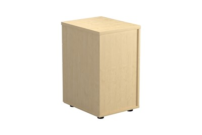Kestral Maple Under Desk Pedestal