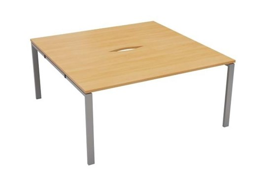 Kestral 2 Person Double Bench Desk