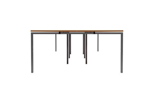 Kestral 8 Person Double Bench Desk
