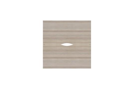 Kestral Grey Oak 2 Person Double Bench Desk