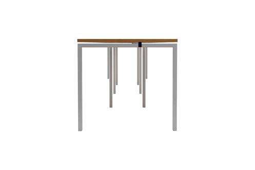 Kestral 4 Person Single Bench Desk