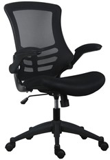 Alabama Mesh Office Chair - Black