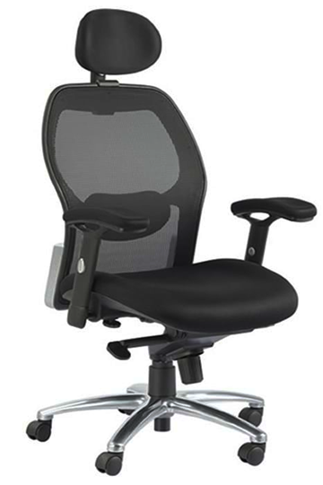 Cobhamly High Back Mesh Office Chair With Headrest Luxury