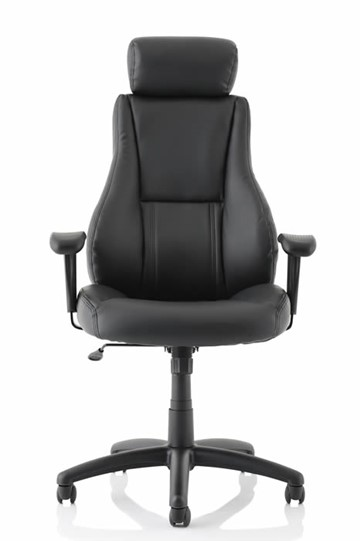 Windsor Leather Office Chair