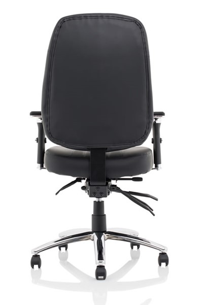 Barcelona Leather Office Chair