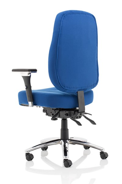 Barcelona Fabric Office Chair