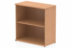 Norton Oak 800mm Office Bookcase