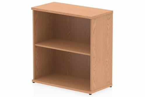 Norton Oak 800mm Office Bookcase