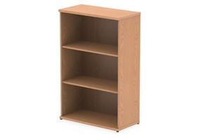 Norton Oak 1200mm Office Bookcase