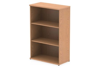 Norton Oak 1200mm Office Bookcase
