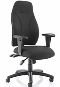 Esme Ergonomic Fabric Office Chair