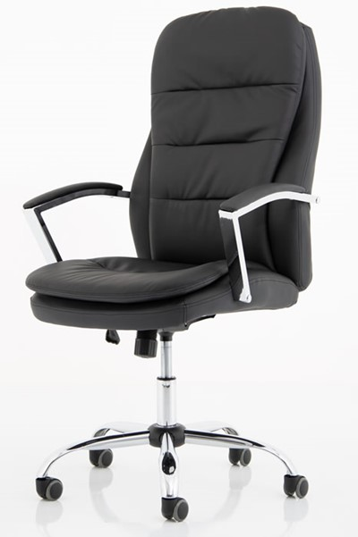 Ambridge High Back Leather Office Chair