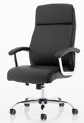 Hatley Leather Office Chair