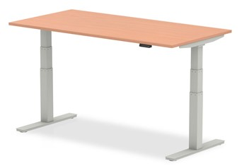 Price Point Height Adjustable Desk - 1200 mm Wide