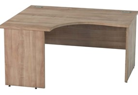Thames Corner Panel End Desk