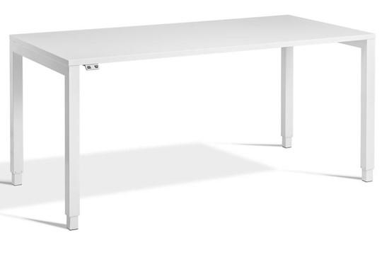 Crown Rectangular Height Adjustable Desk
