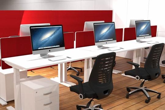 Polar Height Adjustable Desk