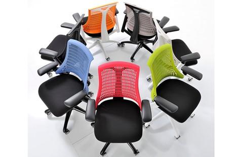 Stretch Task Rubberised Flexible Backrest