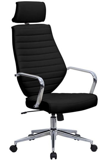 memphis high back faux leather executive chair