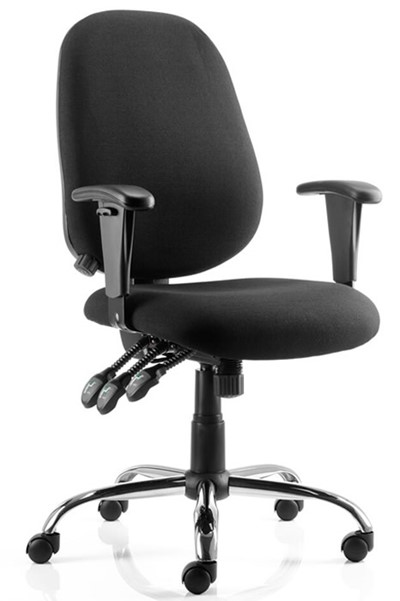 Cork Operator Chair