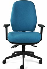 Torque Bariatric Chair - Light Blue
