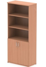 Price Point Open Shelf Cupboard